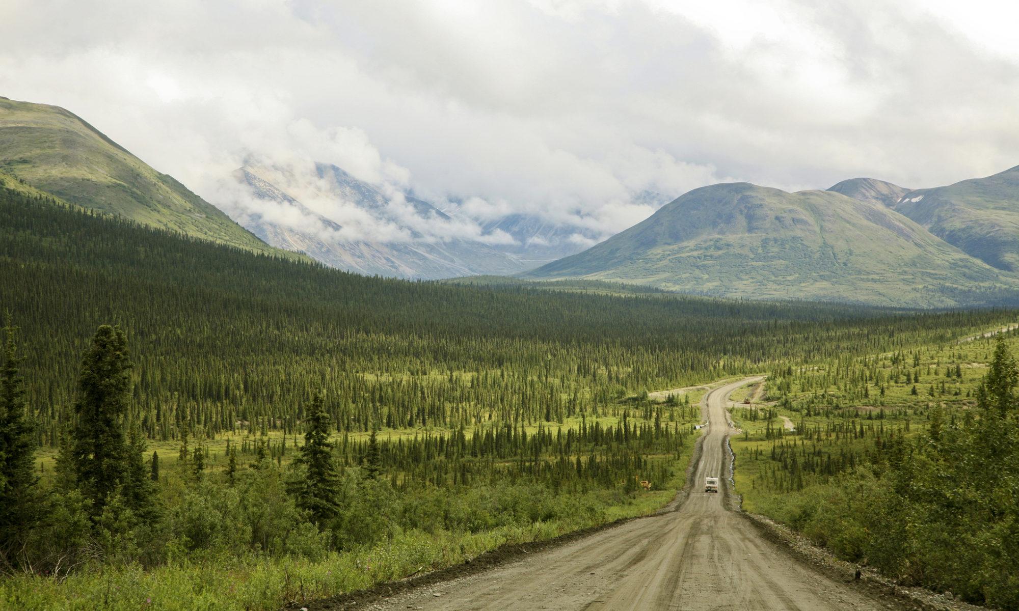 Alaska Divide